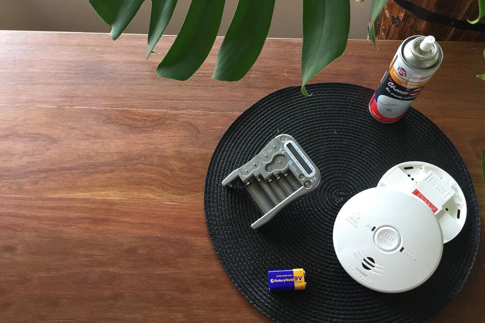 Smoke Alarm Compliance Products